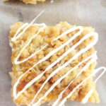 Peach Coconut Cookie Bars