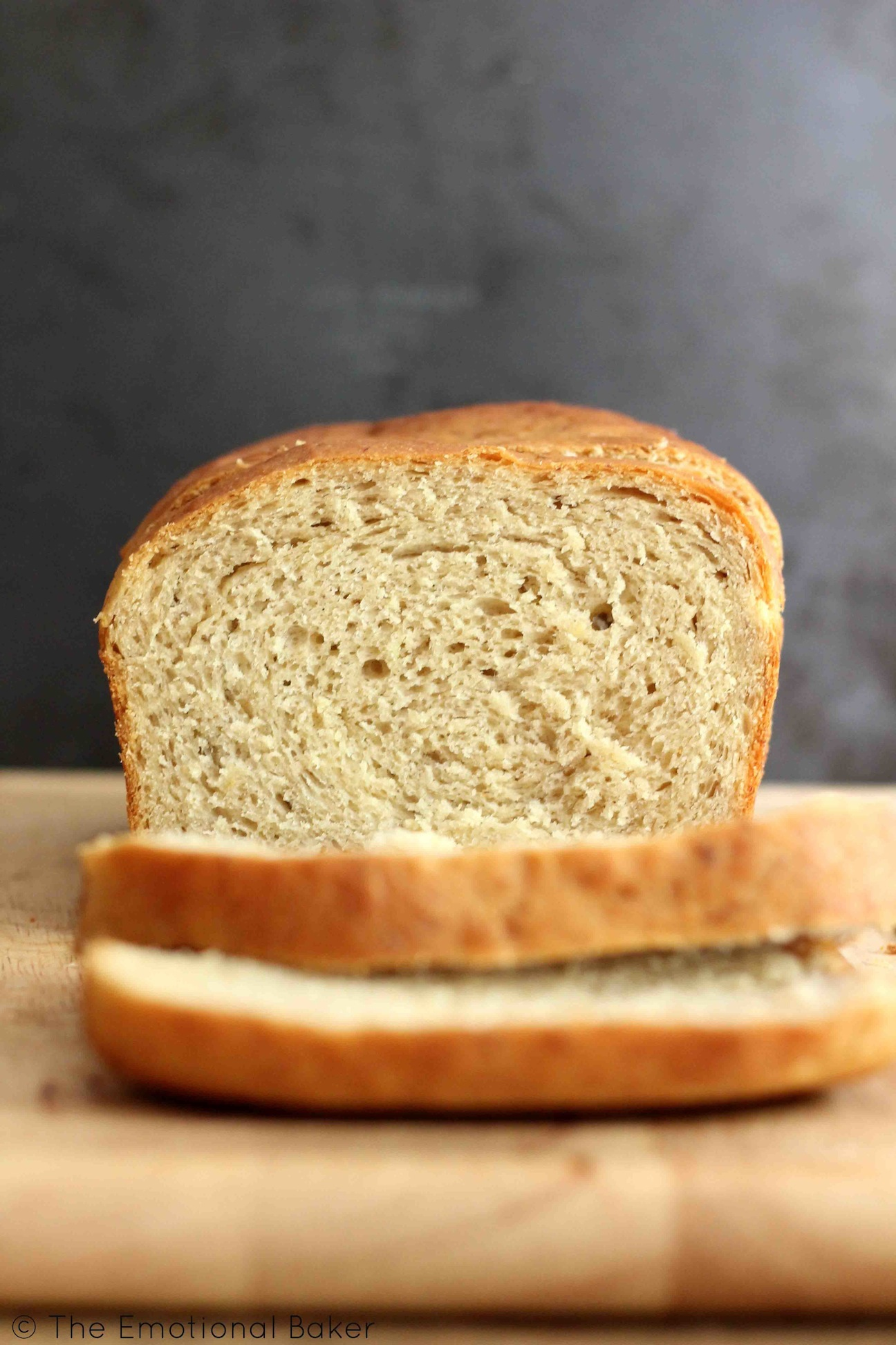 A soft, yeasted bread perfect for sandwiches