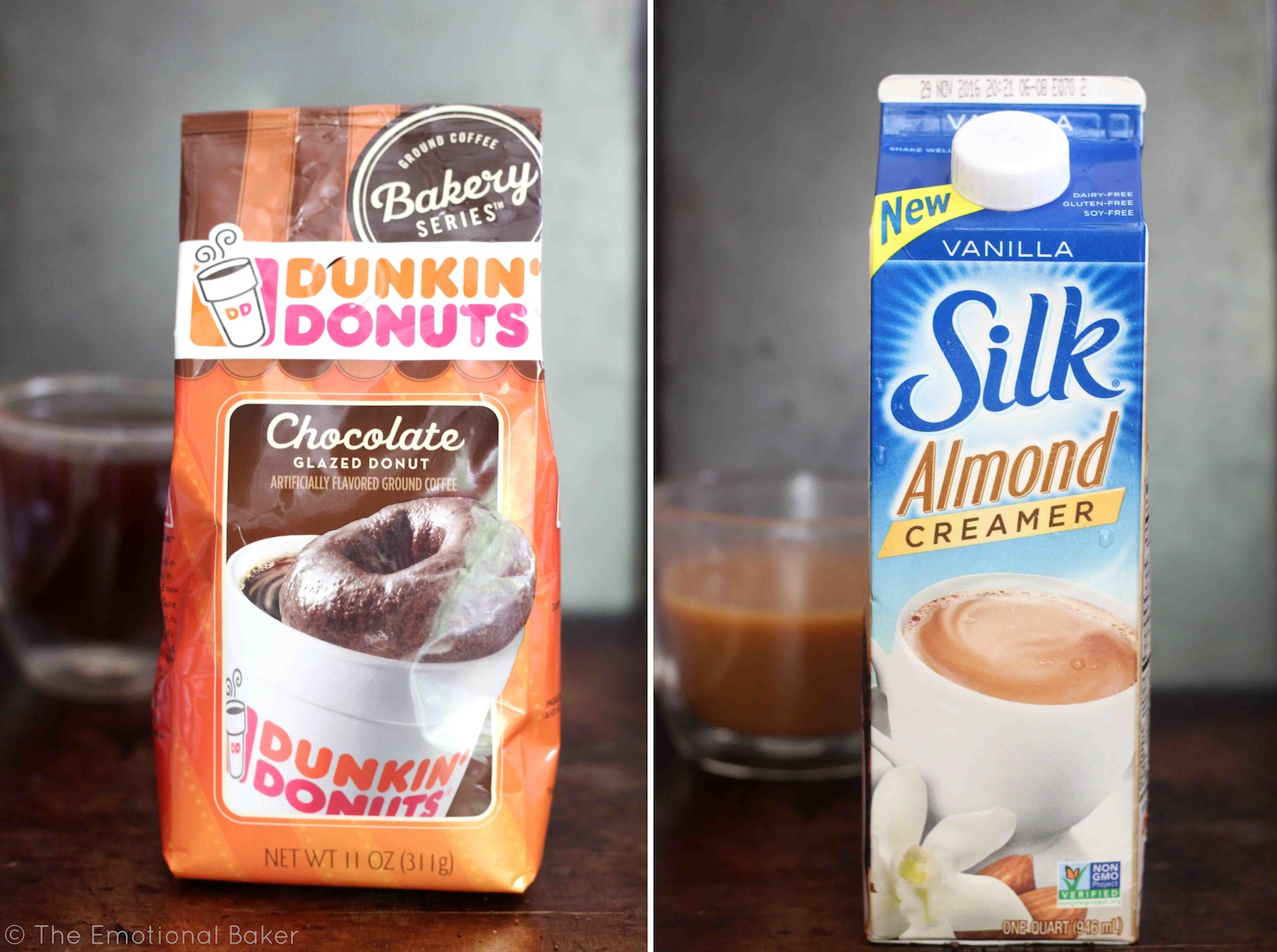 Dunkin' Donuts Coffee and WhiteWave Creamers!