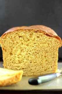Sweet Potato Banana Yeast Bread