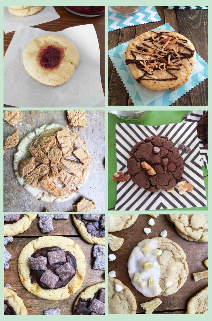 Fill your cookie tins with delicious and creative vegan treats this holiday season. This collection of over 25 vegan cookies has a cookie for every taste.