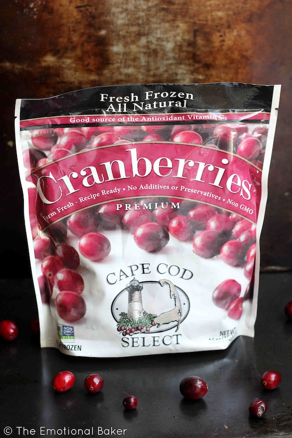 Cape Cod Select Premium Frozen Cranberries